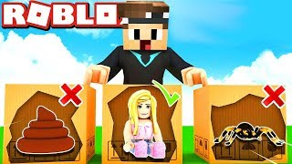 WHAT SECRET BOX IS THE RIGHT IN ROBLOX?