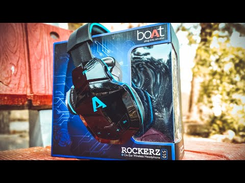 Boat Rockerz 510 Unboxing & Full Review With Sound Test,Best Bluetooth Headphone 🎧