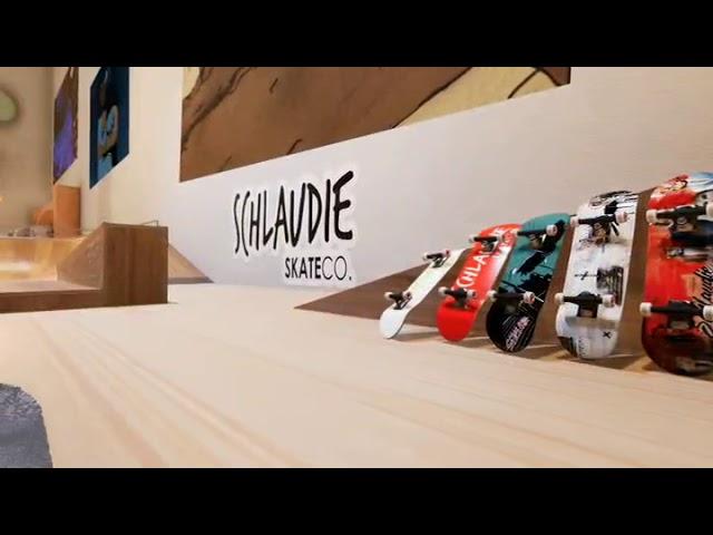 Schlaudie Skate Co is in Skapp