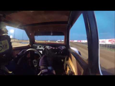 Casa Nissan Legends Heat #3 4 Aug 18 @Southern New Mexico Speedway
