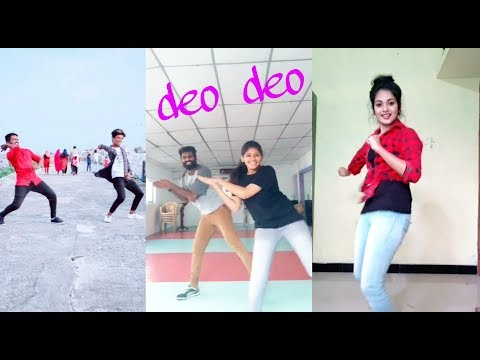 Deo Deo Dance Collection | #MusicallyTamilQueens