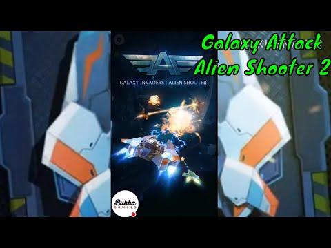 Galaxy Attack: Alien Shooter 2 - Download APK - Gameplay Walkthrough (Android-iOS)