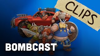 Bombcast Clip: What's Up With The Blizzard Arcade Collection?