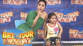 Bet On Your Baby: Juday's Baby Talk with Baby Amber