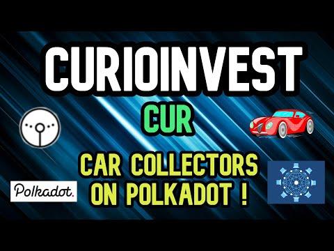 CurioInvest Crypto $CUR | Fast Cars on Polkadot - Explained !