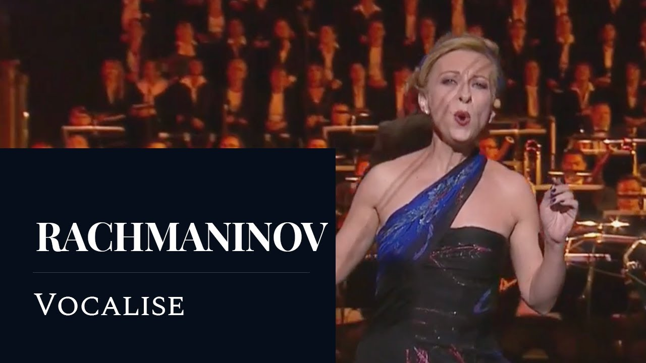 vocalise rachmaninoff - natalie dessay