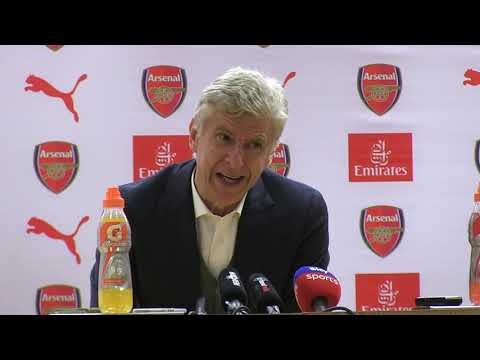 Arsene Wenger: I will sit in the North Bank next season