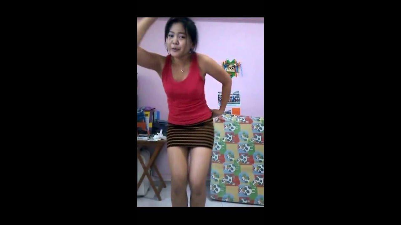 Video Hot Cewek Abg Seksi Goyang Pamirin Tongkeng Gede