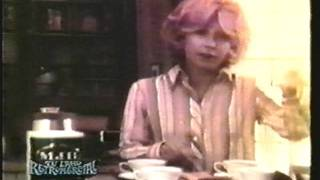 Teri Garr doing a Coffee Commercial - 1970s!!!