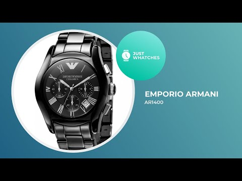 Slick Emporio Armani AR1400 Watches For Men Features, Full Specs, Prices