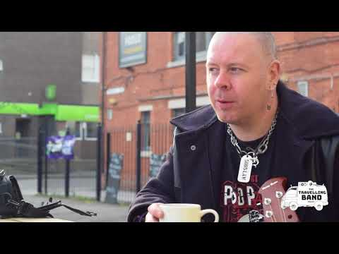 Gez Addictive - Ilkeston Interview (The Travelling Band Project)