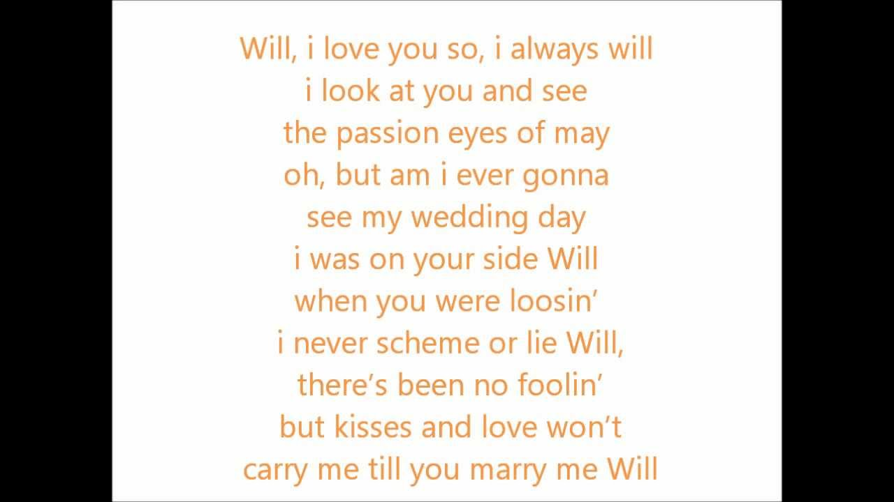 The 5th Dimension - Wedding Bell Blues (with lyrics) - YouTube