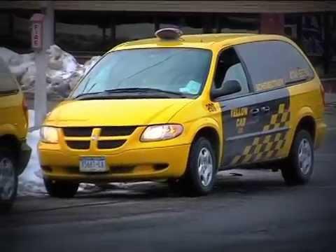 Yellow Cab Video