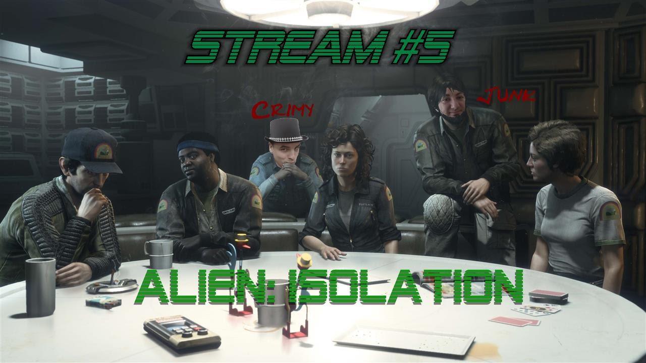 Alien Stream German