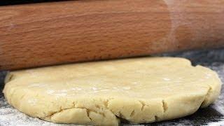 La Pâte Brisée - Technique de base en cuisine en vidéo