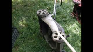 видео Бензиновые и электрические самоходные газонокосилки, преимущества.