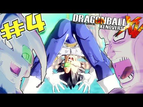 VEGETA'S GINYU POSE |Dragonball Xenoverse Part 4