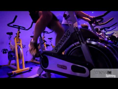 Fitness Live - Spinning