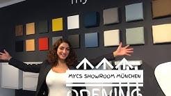 Opening mycs Showroom in der Kreuzstr, München