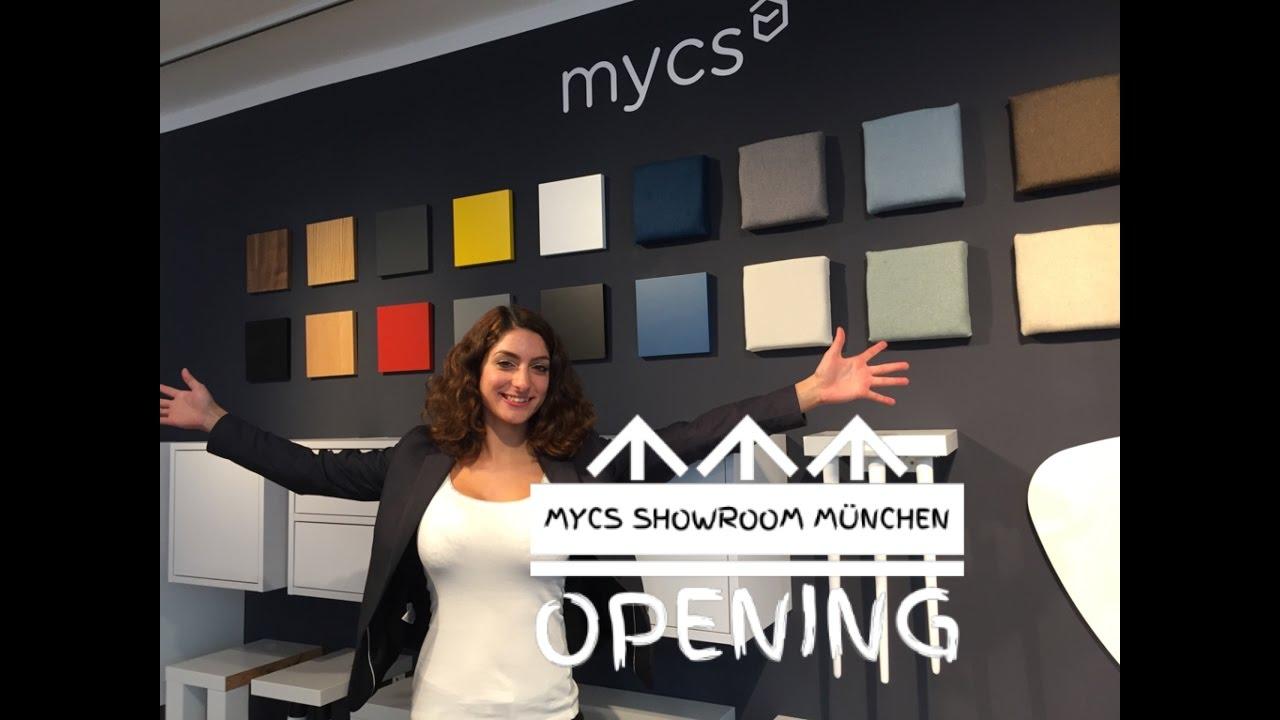 Opening Mycs Showroom In Der Kreuzstr München Youtube