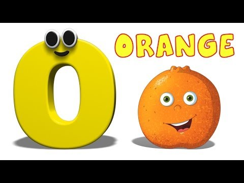 Phonics Letter- O song Kids Tv Nursery Rhymes S01EP172