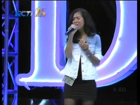 Eza - Indonesian Idol 2014 - Eliminasi 3