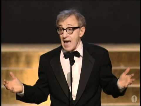 "Woody Allen Introduces ""Love Letter to New York in the Movies:"" 2002 Oscars"