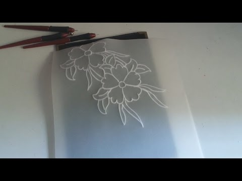 Parchment Craft Paper | Pergamano | Part 1 of 2 | Tracing & Embossing | Beginners | CraftReliable