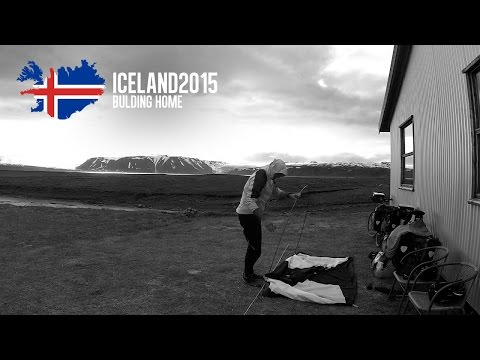 Iceland 2015 - Building Home