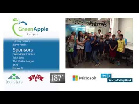 GreenApple StartUp to Achieve Chicago 6.23