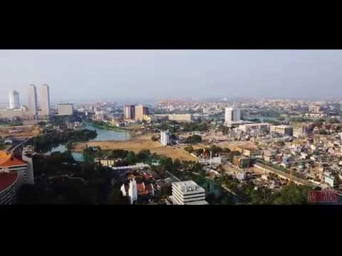 Colombo Sri Lanka - Time lapse