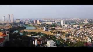Colombo Sri Lanka - Time lapse
