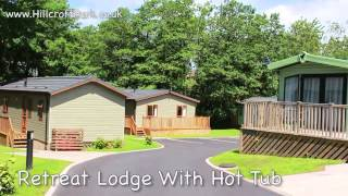 Hillcroft Caravan Camping Park Ullswater Pooley Bridge Cumbria Hot Tubs