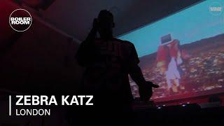Zebra Katz Boiler Room London Live Set