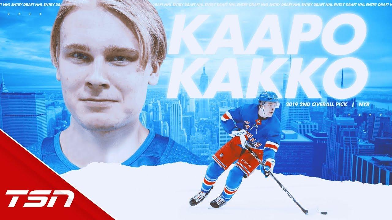 Tsn Hockey S Final 2019 Mock Draft Youtube