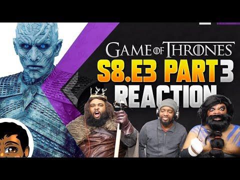 "Game of Thrones Season 8 Episode 3 | ""The Long Night"" Reaction (P3)"