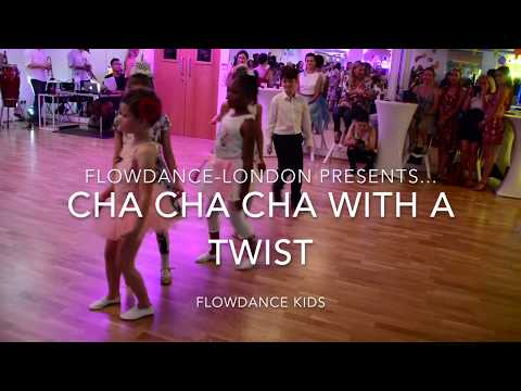 Summer Blast 2017, Cha Cha With a Twist by Flow Dance Kids thumbnail