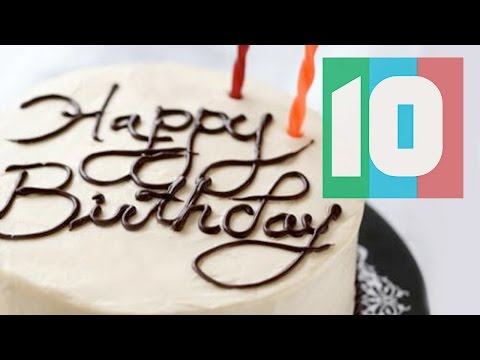 Top 10 Birthday Songs