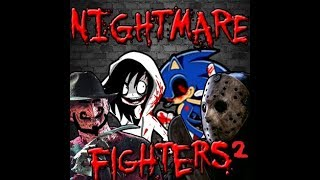 Roblox Nightmare Fighters parte 2