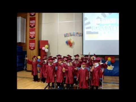 Fort McMurray Islamic School Kindergarten Graduation