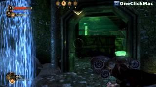 BioShock 2 for Mac Gameplay - OneClickMac