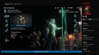 Shadow of War Gameplay - Just farming legendary gears