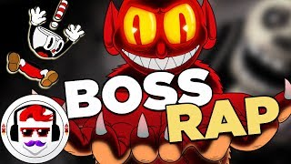 Cuphead ALL BOSSES Rap Song | Roll or Die | Rockit Gaming