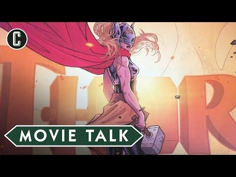 Female Thor: An MCU Possibility? - Movie Talk