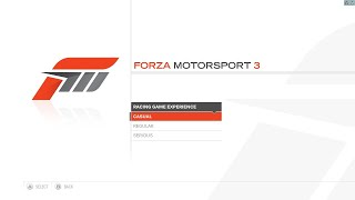 Обзор Forza Motorsport 3
