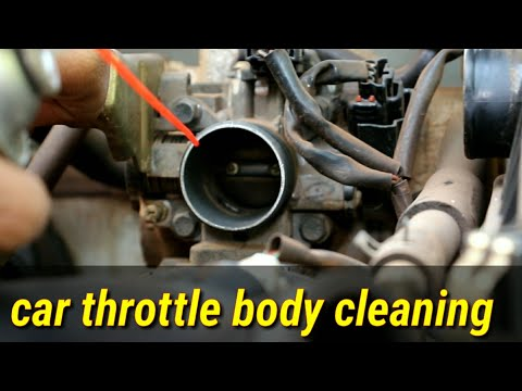 how to clean throttle body    Car Idling Problem    Car Pickup Problem