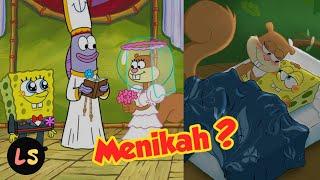 Spongebob dan Sandy Menikah? 1 10 Fakta Serial Spongebob Squarepants
