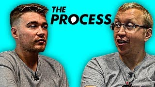 Liverpool #TheRedmenTV #TheProcess James sits down with the co foun...
