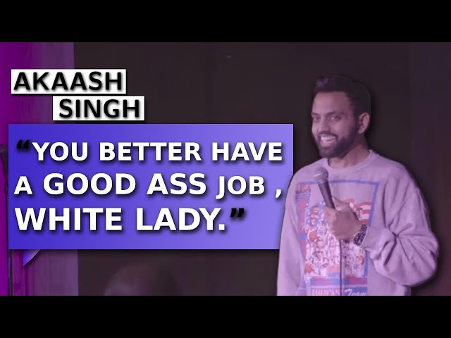 INDIAN #MeToo's WHITE WOMAN | Akaash Singh | Stand Up Comedy