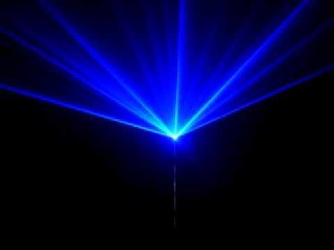 Đèn laser tím quét cho bar, vũ trường